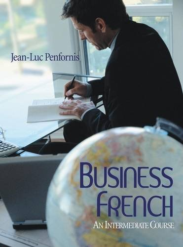 9780470428948: Business French: An Intermediate Approach