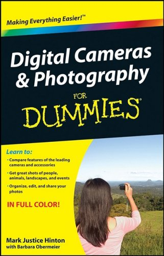 9780470430491: Digital Cameras & Photography for Dummies