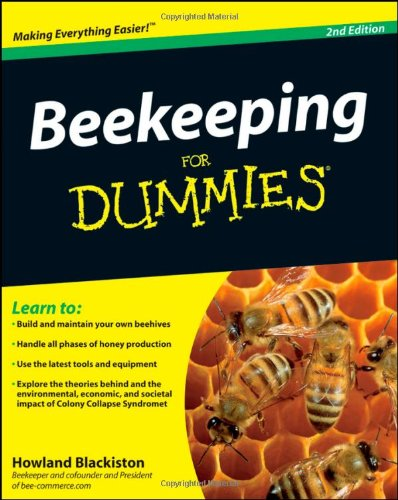 9780470430651: Beekeeping For Dummies