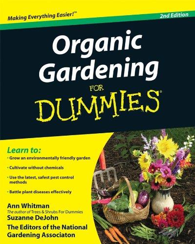 9780470430675: Organic Gardening for Dummies