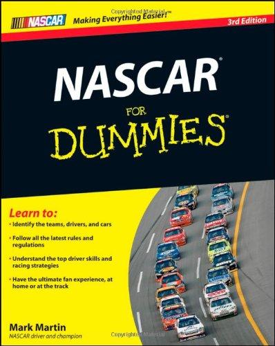 NASCAR For Dummies (0470430680) by Martin, Mark