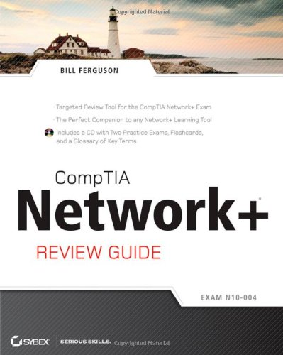 9780470430996: CompTIA Network+ Review Guide: (Exam: N10-004)