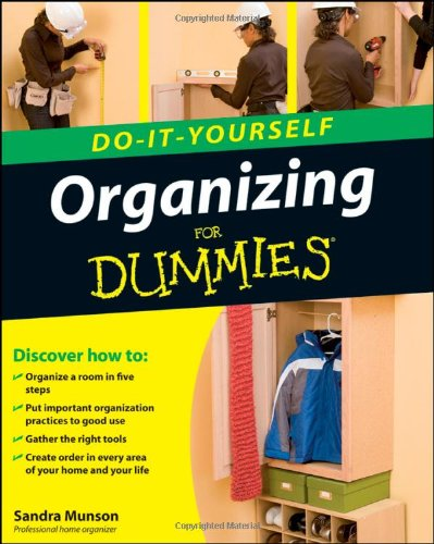 9780470431115: Organizing Do-It-Yourself For Dummies