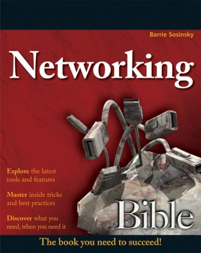 9780470431313: Networking Bible