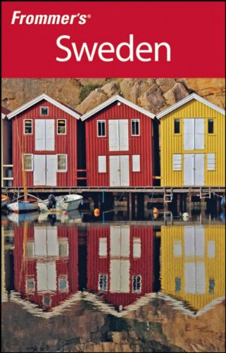 9780470432143: Frommer's Sweden (Frommer's Complete Guides)