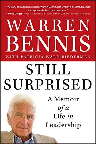 9780470432389: Still Surprised C (Jb Warren Bennis)