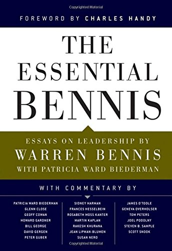 9780470432396: The Essential Bennis