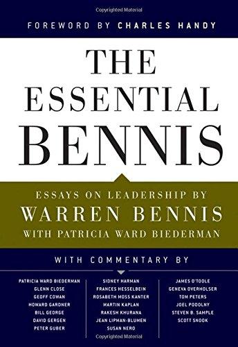 9780470432396: The Essential Bennis
