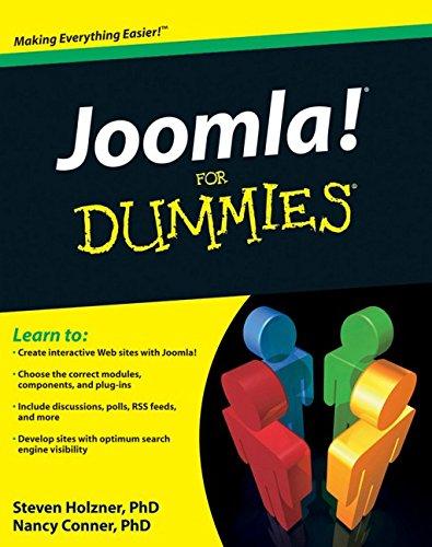 9780470432877: Joomla! For Dummies