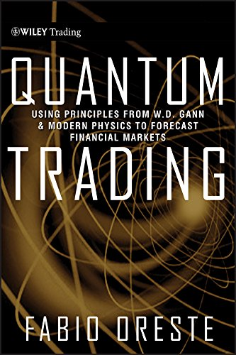 9780470435120: Quantum Trading: Using Principles From W. D. Gann and Modern Physics to Forecast Financial Markets