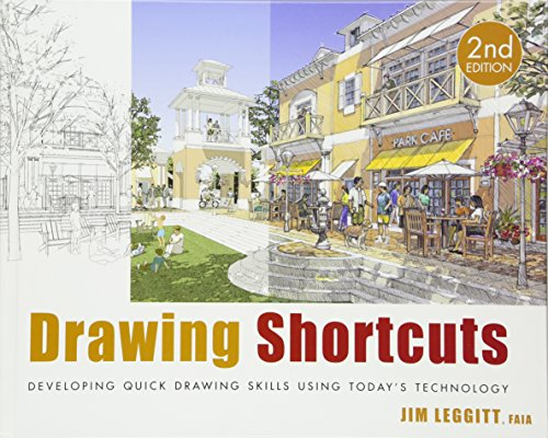 9780470435489: Drawing Shortcuts: Developing Quick Drawing Skills Using Today's Technology