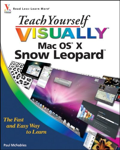 9780470436387: Teach Yourself VISUALLY Mac OS X Snow Leopard