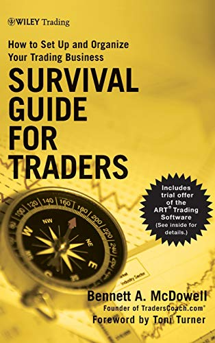 9780470436424: Survival Guide for Traders: How to Set Up and Organize Your Trading Business (Wiley Trading)
