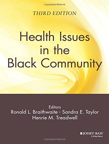 9780470436790: Health Issues in the Black Community