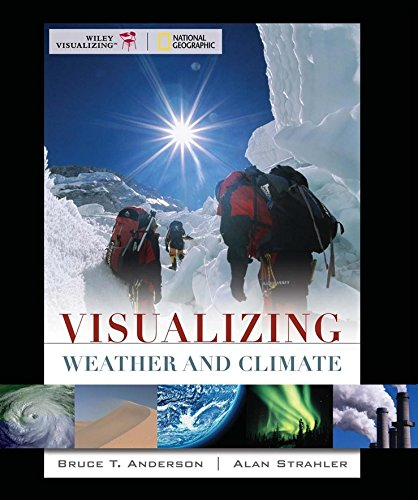 9780470437032: Visualizing Weather and Climate 1e + WileyPLUS Registration Card (Wiley Plus Products)