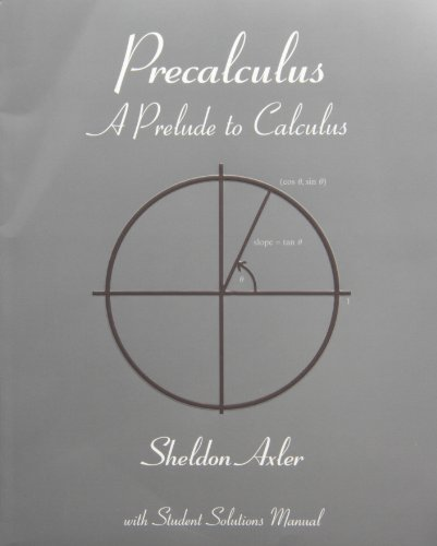 9780470437834: Precalculus: A Prelude to Calculus with Wileyplus Set (Wiley Plus Products)