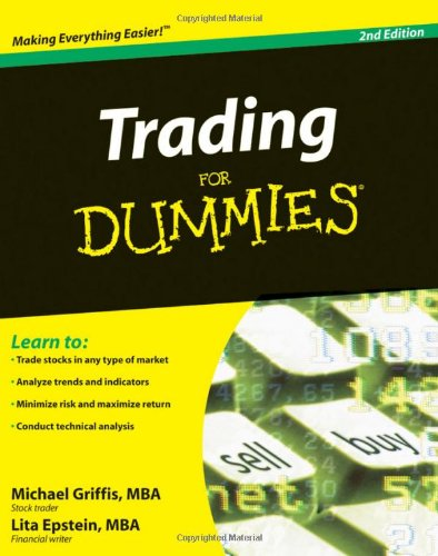 9780470438404: Trading for Dummies
