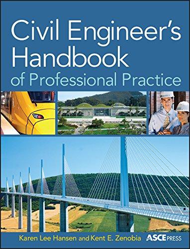Civil Engineer's Handbook of Professional Practice Format: Karen Hansen (Assistant