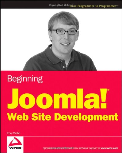 9780470438534: Beginning Joomla! Web Site Development