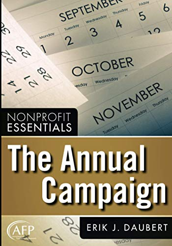 9780470438633: The Annual Campaign