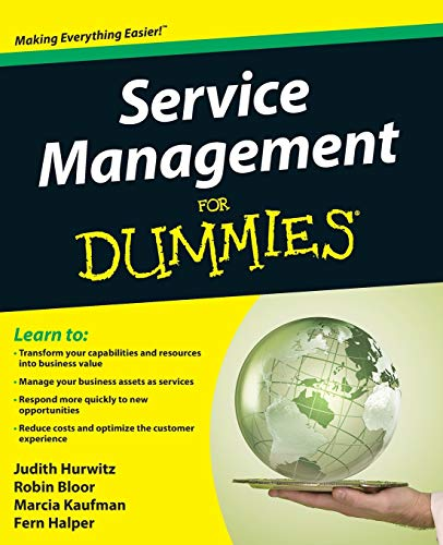 9780470440582: Service Management for Dummies