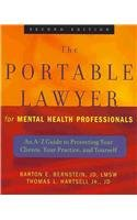 9780470442531: The New Portable Lawyer For Mental Health Professionals And the Portable Ethicist For Mental Health Professionals Set