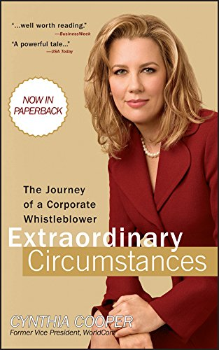 9780470443316: Extraordinary Circumstances: The Journey of a Corporate Whistleblower