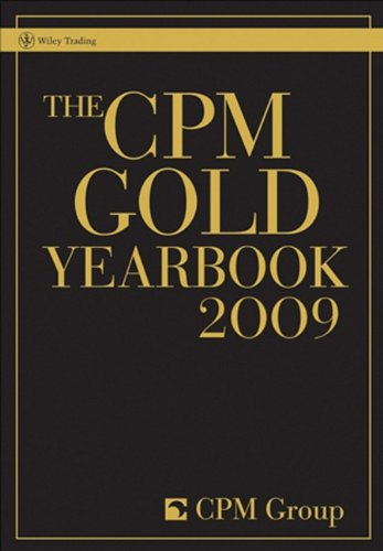 9780470443989: The CPM Gold Yearbook 2009 (Wiley Trading)