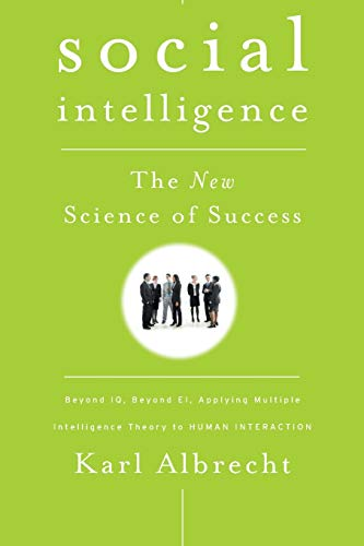 9780470444344: Social Intelligence: The New Science of Success