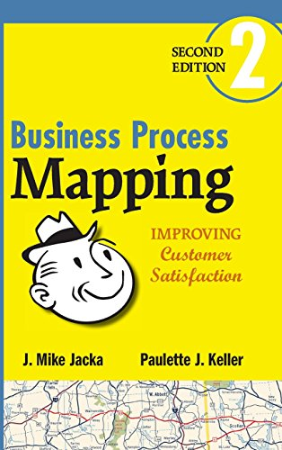 9780470444580: Business Process Mapping: Improving Customer Satisfaction