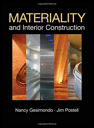 9780470445440: Materiality and Interior Construction