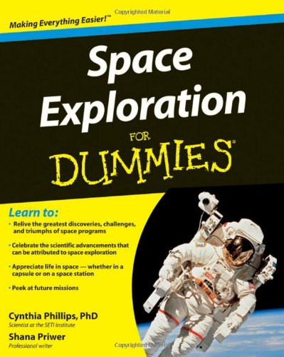 9780470445730: Space Exploration For Dummies