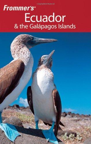 9780470445860: Frommer's Ecuador & the Galapagos Islands