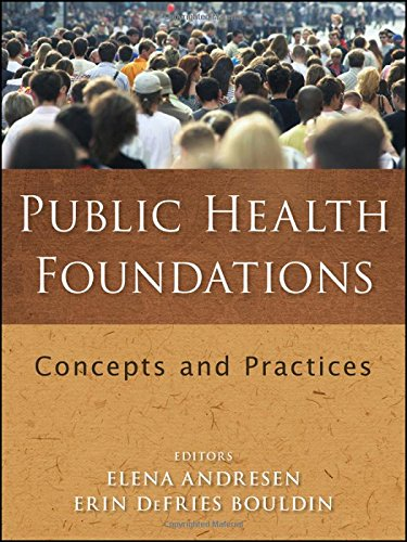 9780470445877: Public Health Foundations: Concepts and Practices