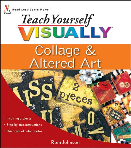 9780470447192: Teach Yourself VISUALLY Collage and Altered Art