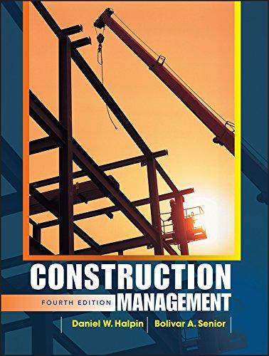 9780470447239: Construction Management