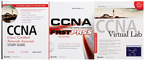 9780470447253: CCNA Certification Kit, Exam 640-802