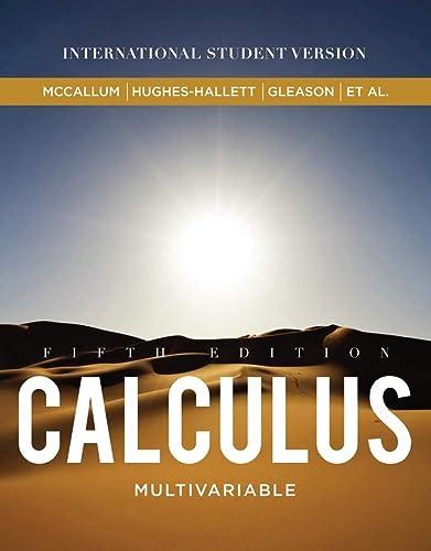 9780470447277: Calculus: Multivariable