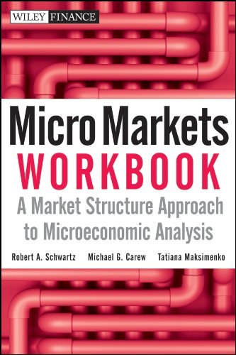 9780470447666: Micro Markets Workbook: A Market Structure Approach to Microeconomic Analysis (Wiley Finance)