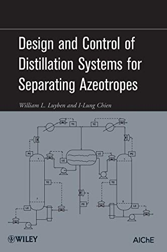 9780470448625: Design and Control of Distillation Systems for Separating Azeotropes