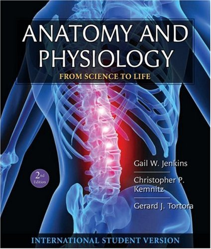 9780470448724: Anatomy and Physiology: v. 1 & 2: From Science to Life