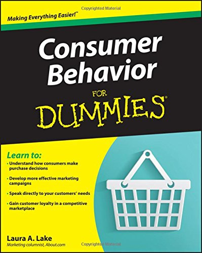 9780470449837: Consumer Behavior For Dummies