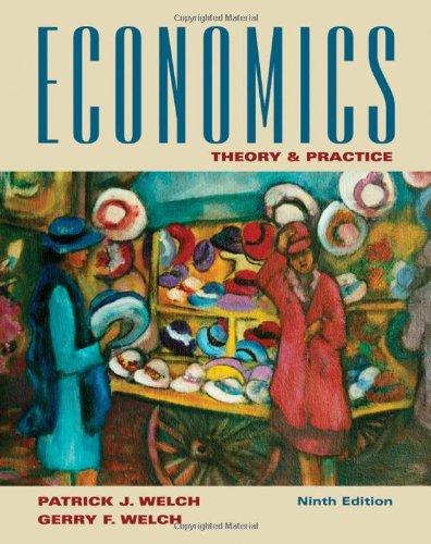 9780470450093: Economics: Theory and Practice
