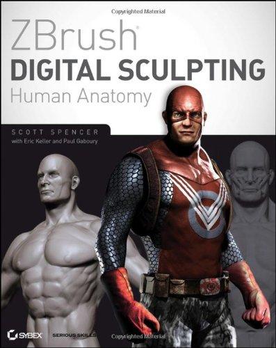 9780470450260: ZBrush Digital Sculpting Human Anatomy