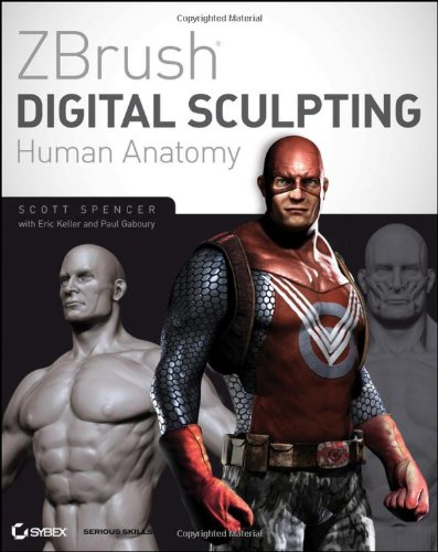 9780470450260: ZBrush Digital Sculpting Human Anatomy
