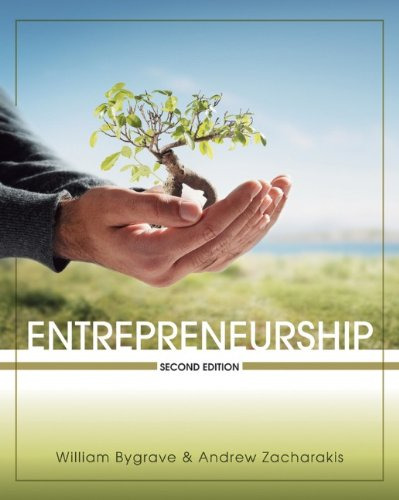 9780470450376: Entrepreneurship
