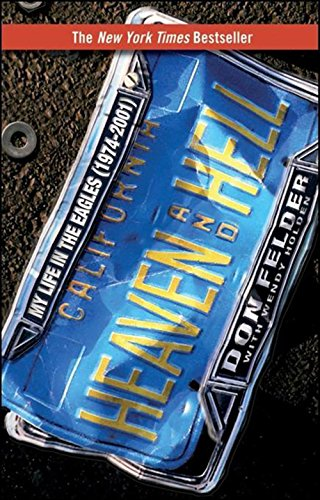 9780470450420: Heaven and Hell: My Life in the Eagles 1974-2001