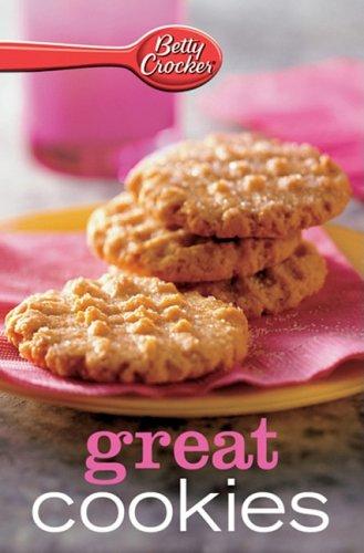 Betty Crocker Great Cookies (Paperback): Crocker, Betty