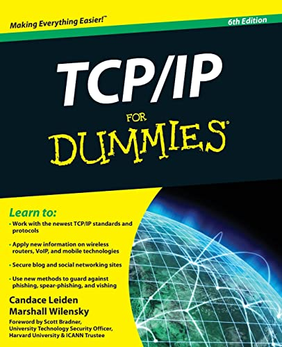 9780470450604: TCP / IP For Dummies