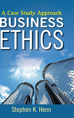 case studies on business ethics